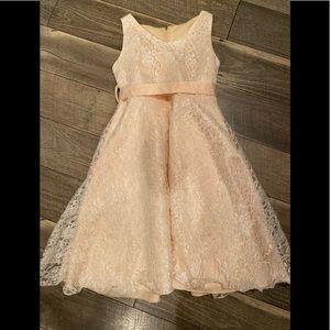Flower girl dress size 12